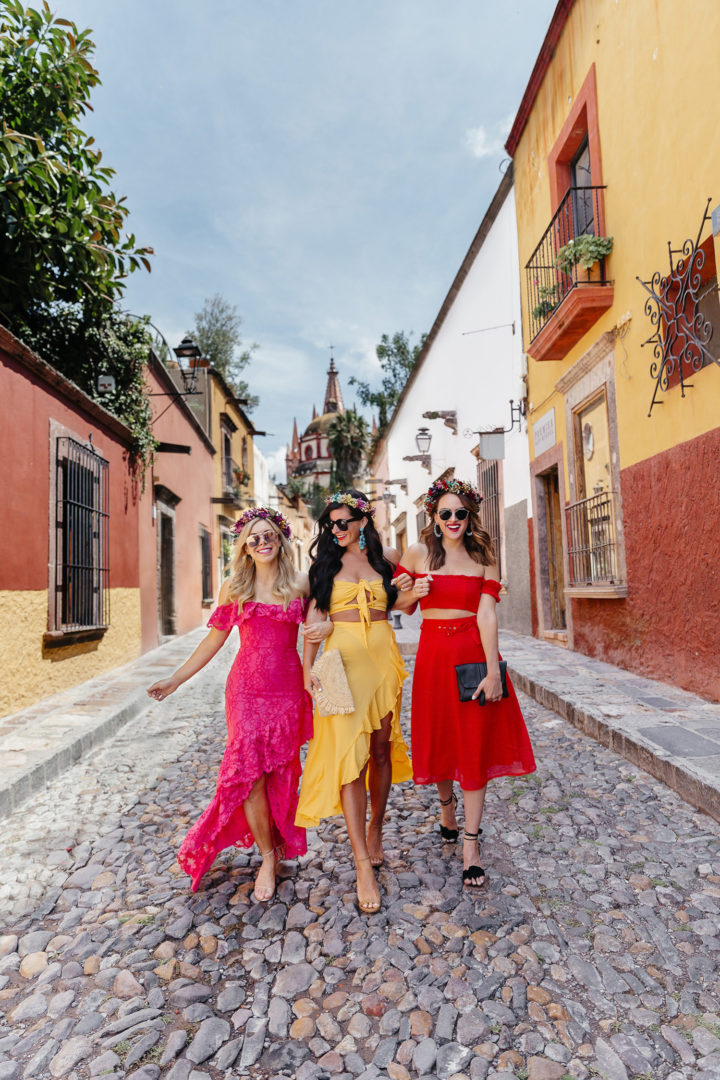 fashion bloggers San Miguel de Allende